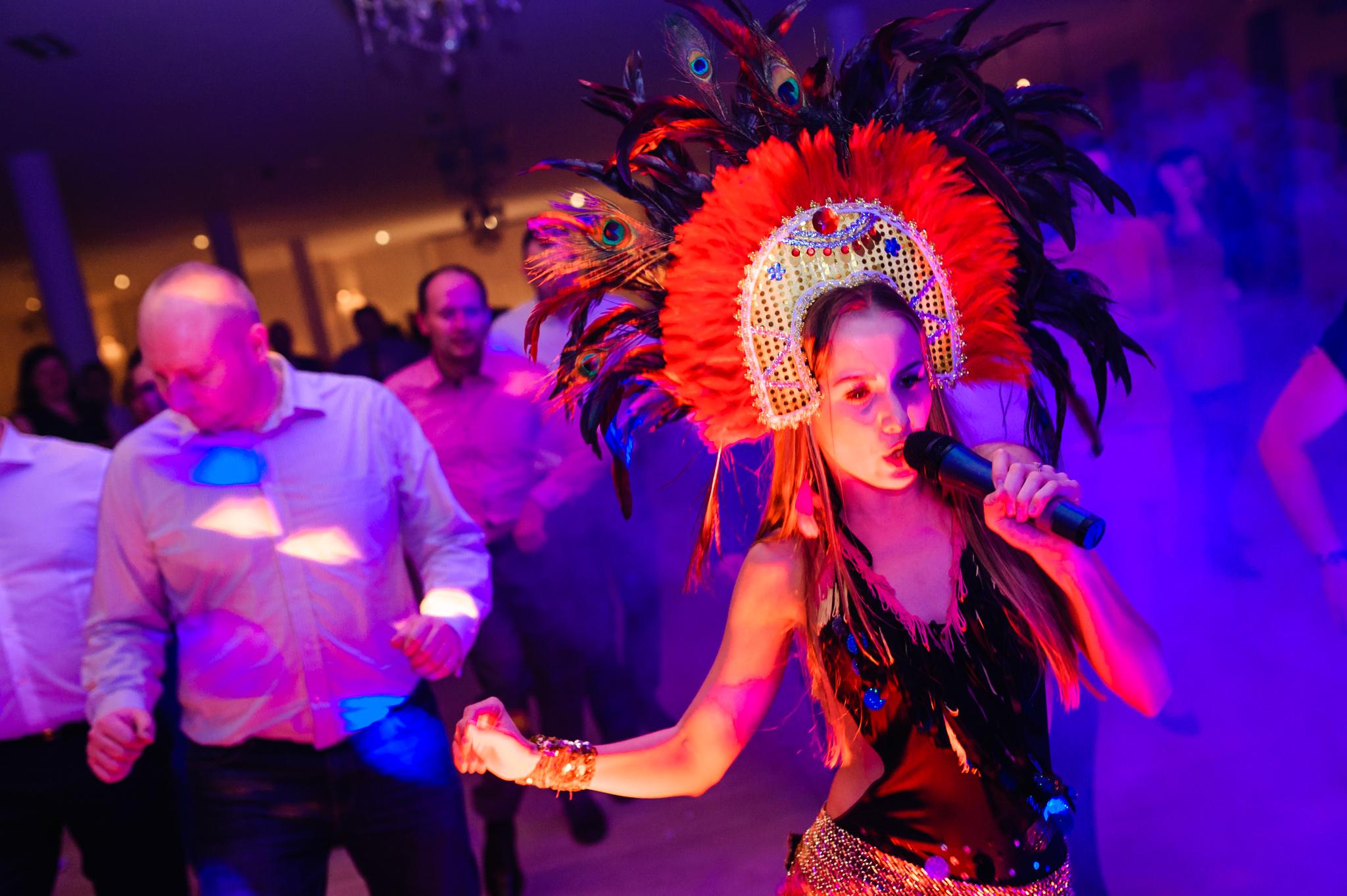 Samba show 2